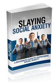 Slaying Social Anxiety cover