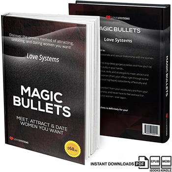Magic Bullets book cover